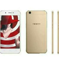 HP OPPO A39 3/32GB GARANSI RESMI 1 THN - Gold & Rose Gold