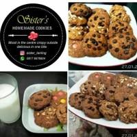 Cookies - kue kering - kue - chocolate cookies - chocolate