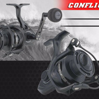 reel pancing penn conflict 2/3000