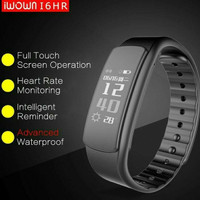 Smartwatch Touchscreen iwown i6 HR 100% Original Branded & Murah