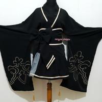nier automata 2b yukata / kimono cosplay