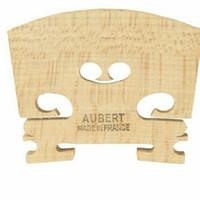 Bridge biola Aubert violin bridge Aubert made in France for violin 4/4