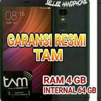 HP XIAOMI REDMI NOTE 4 (4x) Ram 4/64 - snapdragon - GARANSI RESMI TAM