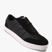 Sepatu AIRWALK JAMES, Black. M.AIW17PVM0544