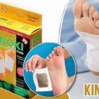 KINOKI GOLD detox foot pads / Koyo penyerap racun dalam tubuh