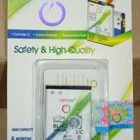 Baterai Batre Battery Nokia BL4c BL-4c 1202 1661 6100 3500c 6600 OffOn