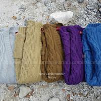 [HOT ITEM]Cardi Tumblr Series-Sweater Rajut Tebal-Cardigan Fall Winter