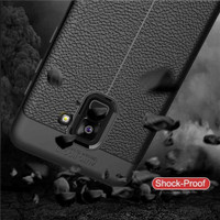 TPU Soft Case Samsung Galaxy A8+ / Plus 2018 Shocproof case