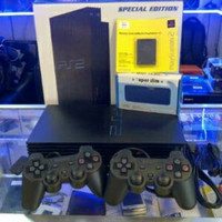 SONY PS2 FAT MADE IN JAPAN HARDISK EXTERNAL 20GB FULL GAME