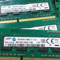 RAM SO-DIMM DDR3 4GB PC3-10600s ORIGINAL SAMSUNG SUPER MURAH..
