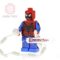 Jual SPIDER CARNAGE PG345 MARVEL COMIC SPIDERMAN Lego kw Superhero murah Murah