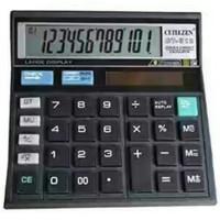 Calkulator Citizen CT 512 kalkulator 12 Digit
