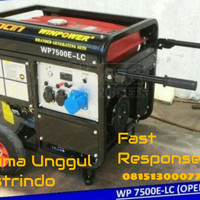 Genset Winpower Engine Loncin WP9500-ELC 5000 watt