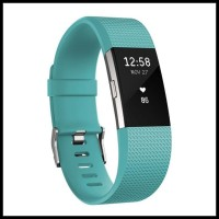 PALING LARIS! FITBIT CHARGE 2 - TEAL (SIZE SMALL)