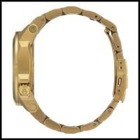 PALING LARIS! NIXON A468502 RANGER 40 GOLD DIAL STAINLESS STEEL
