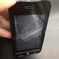 Casing Case Housing SAMSUNG gt S5233 gts 5233 gts5233 warna hitam