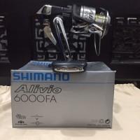 Spinning Shimano Alivio 6000 FA