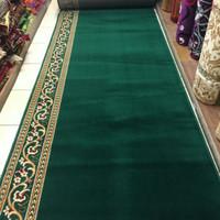karpet masjid dan mushola polos berkwalitas