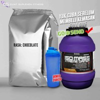 Ultimate Nutrition ISO MASS XTREME GAINER 2LBS ECER REPACK