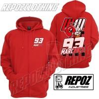 jaket hoodie zipper marq marques bigsize XXXL XXXXL XXXXXL