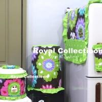 Sarung Kulkas Magic Com dan Dispenser