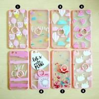 Harga case flamingo pink series ring stand cover casing for xiaomi redmi | Pembandingharga.com