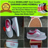 Rare Product Sepatu Sneakers Wanita Vans Authentic Multipop Eclipse Ri