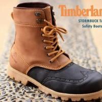 Sepatu Boots Safety Timberland Premium Grade Original Premium NMZ:0081