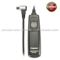 CANON REMOTE SWITCH RS-80N3 FOR EOS 40D / 50D / 7D / 5D / 1DS / 1D