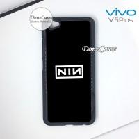 Casing Vivo V5 Plus Nine Inch Nails Logo Hard Case Custom