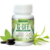 Obat Pegal Linu G-OFF Herbal Pegal Linu Asam Urat Alami 100% BPOM