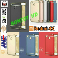 Hardcase Bumper Hp Xiaomi Redmi 4X / Prime Casing Back Case 3 in 1