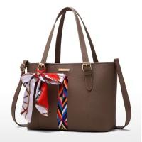 Tas Wanita Terbaru Untuk Pergi Ke Kantor/Kerja - TP7530 Khaki
