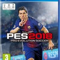 Game PS4 Pro Evolution Soccer 2018 - PES 2018