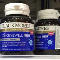Jual Blackmores Conceive Well Men (28tablets) Murah