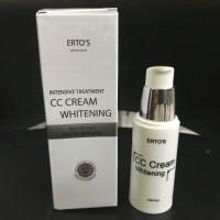 [ ERTOS ] CC CREAM WHITENING INTENSIVE ORIGINAL BPOM - ERTO'S CC CREAM