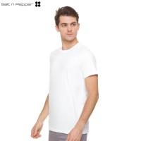 Salt n Pepper T-Shirt Pria SNP 036 - White