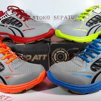 SEPATU OLAHRAGA PRO ATT MC 01/ BADMINTON / TENNIS / VOLLY / LARI / GYM