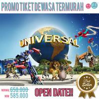 PROMO TIKET UNIVERSAL STUDIO SINGAPORE ADULT TERMURAH!!