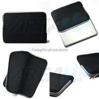 Harga promo terbaru sleeve case macbook zipper for macbook laptop 11   Hargalu.com