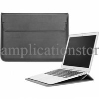 Harga promo terbaru sleeve case leather case for macbook laptop 13   Hargalu.com