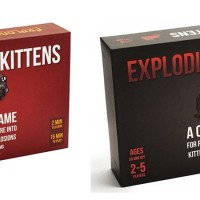 BEST EXPLODING DUO SET AND MONOPOLY Family card game PROMO SALE