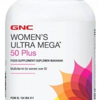 GNC Women's TR Ultra Mega 50 Plus - 60 Kaplet