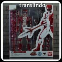 SHF Bouken Red NEW ORI MISB Sentai