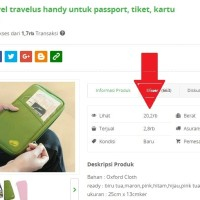 Harga top dompet travel untuk organizer passport dan kartu lainnya | WIKIPRICE INDONESIA