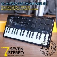 M Audio Axiom AIR Mini 32 | Premium 32-Key USB MIDI Key Premium