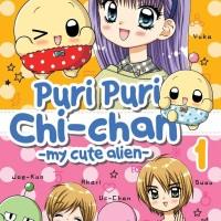 Komik Puri Puri Chi-Chan 1-5 - Shinozuka Hiromu