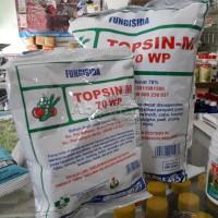 Fungisida TOPSIN M 70 WP kemasan 100 gr