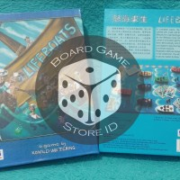 (PO) Lifeboats Board Game