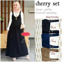Cherry Set - Baju muslim 2018 / fashion  hijab / hijab modern / ootd